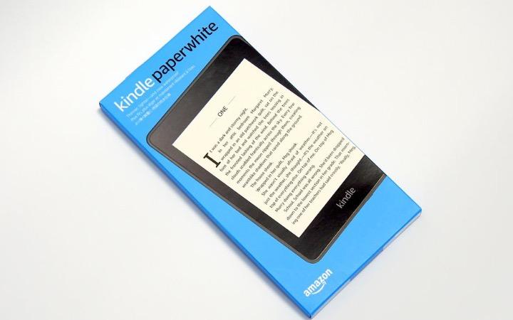 Kindle Paperwhiteレビュー!通勤中に読書をする人にオススメ