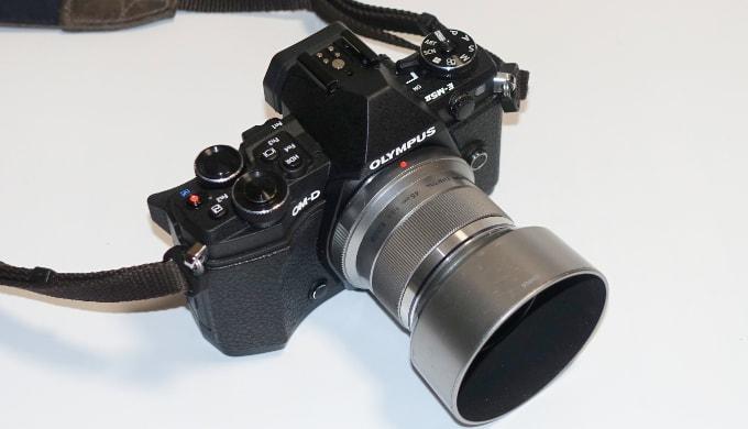 【レビュー】M.ZUIKO DIGITAL 45mm F1.8は人物撮影にピッタリのお手軽レンズ